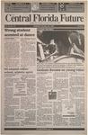 Central Florida Future, Vol. 25 No. 20, October 29, 1992