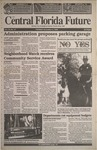 Central Florida Future, Vol. 25 No. 21, November 3, 1992