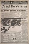 Central Florida Future, Vol. 25 No. 25, November 17, 1992