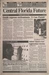Central Florida Future, Vol. 25 No. 30, January 12, 1993