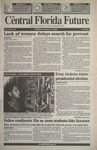 Central Florida Future, Vol. 25 No. 41, February 18, 1993