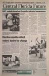 Central Florida Future, Vol. 27 No. 24, November 10, 1994