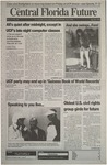 Central Florida Future, Vol. 27 No. 36, January 26, 1995