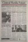 Central Florida Future, Vol. 27 No. 56, April 11, 1995