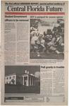 Central Florida Future, Vol. 28 No. 03, August 31, 1995
