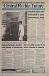 Central Florida Future, Vol. 28 No. 15, October 12, 1995