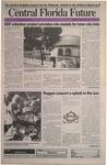 Central Florida Future, Vol. 28 No. 21, November 2, 1995