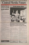 Central Florida Future, Vol. 28 No. 22, November 9, 1995