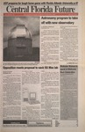 Central Florida Future, Vol. 28 No. 35, January 25, 1996