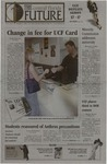 Central Florida Future, Vol. 34 No. 12, November 7, 2001