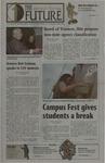 Central Florida Future, Vol. 34 No. 16, December 5, 2001