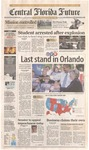 Central Florida Future, Vol. 40 No. 93, October 22, 2008