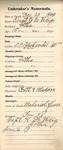 De Vedig, Ernest H. by Carey Hand Funeral Home