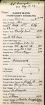 Devaughn, R. E. by Carey Hand Funeral Home