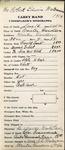 Waterman, Robert Edwin by Carey Hand Funeral Home