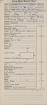 List, Harriet Glass by Carey Hand Funeral Home