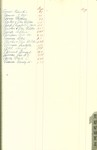 Funeral Register Volume 11: Register Table of Contents - T by Carey Hand Funeral Home