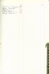 Funeral Register Volume 24: Register Table of Contents - O by Carey Hand Funeral Home
