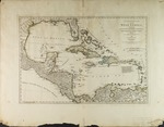A Compleat Map of the West Indies: Containing the Coasts of Florida, Louisiana, New Spain, and Terra Firma: With All the Islands by Samuel Dunn