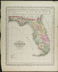 A New Map of Florida by Charles Desilver