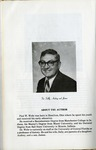Author, Dr. Paul Wehr. c. 1980 by Paul Wehr
