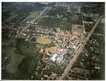 Aerial View of St. Luke's Church & School and Lutheran Haven Campus c. 2007-08