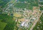 Aerial View of St. Luke's and Lutheran Haven Campuses. c. 2006