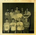 4-H Boys, St. Luke's Christian Day School, 1954-55