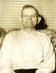 Andrew Duda, Sr. in His Home, c. 1950s