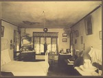 Bedroom in the Bethune House