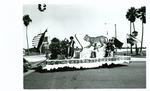 Bethune-Cookman International Club float