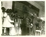 Bethune-Cookman choir with Columbus Smith