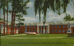 A New and Modern Dormitory for Men, at John B. Stetson University, DeLand, Fl.
