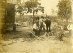 A visit to the Slovak settlement at Zellwood, March 29, 1911