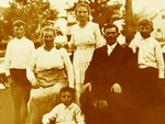 Andrew Duda, Sr. Family in Lakewood, Ohio, c. 1916