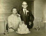50th wedding anniversary of Mr. and Mrs. George (Anna 'nee Duda) Jakubcin, Sr., November, 1967