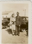Andrew and Mildred Mikler, March 15, 1942