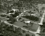 Aerial photos of Lutheran Haven and church campus, c. 1970