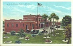 A.C.L. Station, Sanford, Florida. by E.C. Kropp Co.