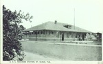A.C.L. Railroad Station, St. Cloud, Fla.