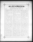 Lochmede, Vol 03, No 02, January 11, 1889 by Lochmede