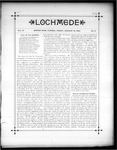 Lochmede, Vol 03, No 03, January 18, 1889 by Lochmede