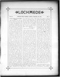 Lochmede, Vol 03, No 04, January 25, 1889 by Lochmede