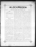 Lochmede, Vol 03, No 05, February 01, 1889 by Lochmede