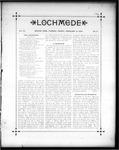 Lochmede, Vol 03, No 06, February 08, 1889 by Lochmede