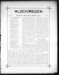 Lochmede, Vol 03, No 07, February 15, 1889 by Lochmede