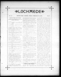 Lochmede, Vol 03, No 08, February 22, 1889 by Lochmede