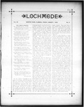 Lochmede, Vol 03, No 09, March 01, 1889 by Lochmede