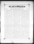 Lochmede, Vol 03, No 10, March 08, 1889 by Lochmede