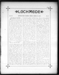 Lochmede, Vol 03, No 11, March 15, 1889 by Lochmede